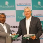 Rajan Dental Announcement of Business Alliance with Malo Clinic