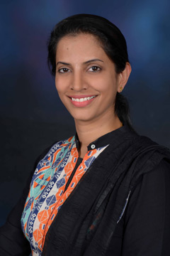 Dr. Krithika Datta (Conservative Dentistry and Endodontics)