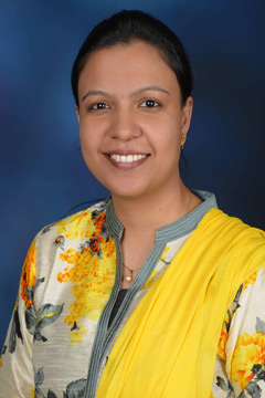 Dr. Gowri Natarajarathinam (BDS., MS Univ of Alabama, USA)